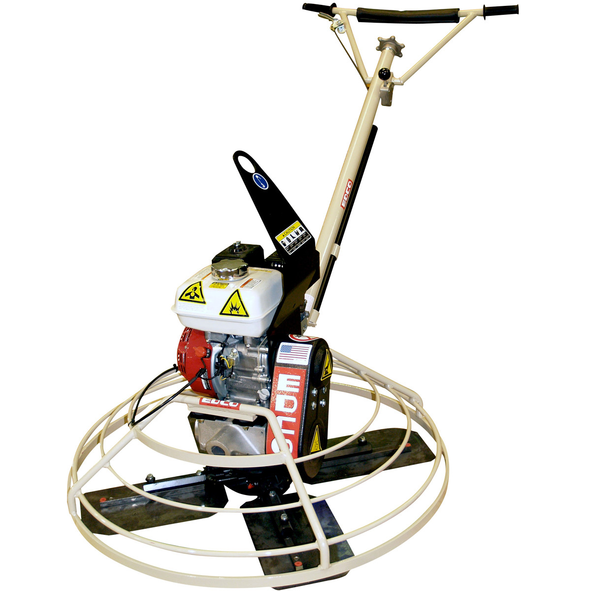 concrete power trowel 36 edco